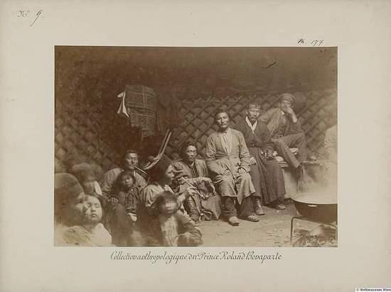 Коллекция фотографий калмыков принца Роланда Бонапарта удивила Европу