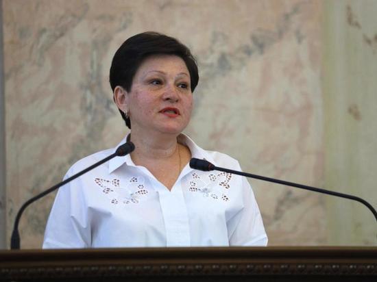 На Кубани переизбрали детского омбудсмена