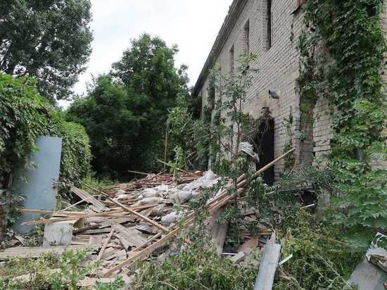 Центр культуры и искусств начали ремонтировать в Железноводске