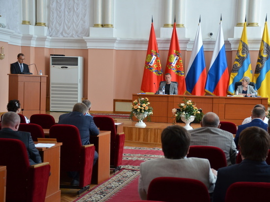 В Оренбурге состоялось 42 заседание Городского совета