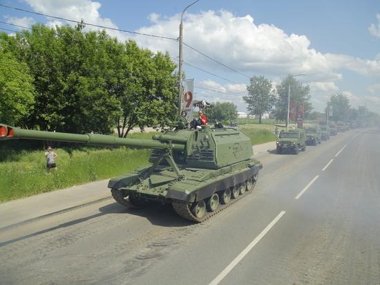 Нижегородцев просят посмотреть трансляцию «Марша Победы» дома