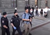 В Евросоюзе осудили массовые задержания в Москве и Санкт-Петербурге