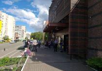 В Брянске был эвакуирован торговый центр «Калита» в Бежице