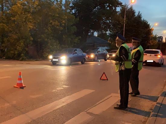 В Екатеринбурге водитель Киа Рио сбил семилетнюю девочку