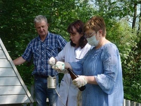 Вода из колодцев и пруда в деревне Шепилово исследована специалистами