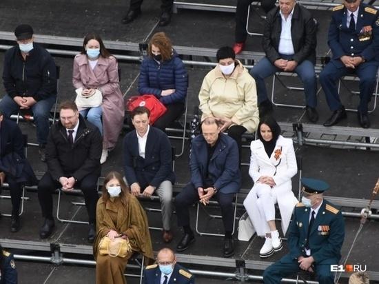 Актер Сергей Безруков приехал в Екатеринбург на парад Победы
