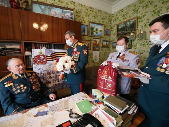 Нижегородские волонтеры продолжают поддерживать ветеранов