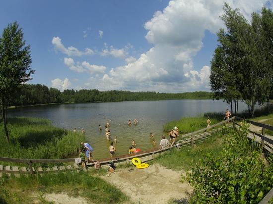 Что посмотреть на озере Светлояр