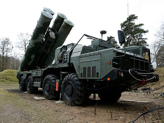 Москва заявила о готовности поставок С-400 в Турцию