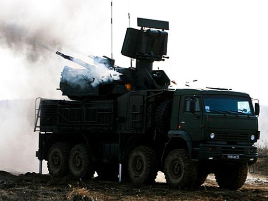 Россия представила новинки систем противовоздушной обороны