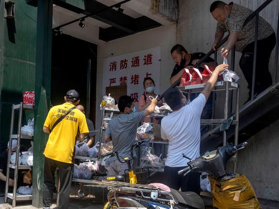 В китайской столице обеспокоены новыми случаями заражения COVID-19
