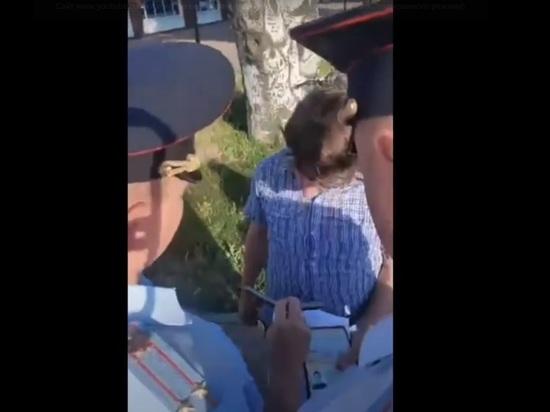 Депутата из Ейска арестовали на митинге против внесения поправок в Конституцию