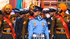 Чалмы и бронированные колени: на Параде Победы прошли иностранцы