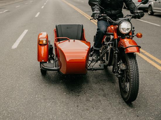 Автоинспекторы Хакасии ищут мотоциклиста, сбившего человека