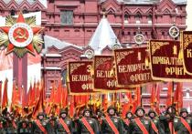 На параде Победы с президентом Киргизии случилась