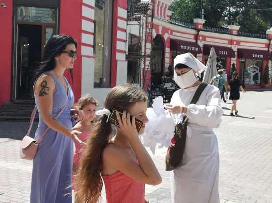 Акцию «Голубь мира» на Ставрополье посвятили памяти военных медиков