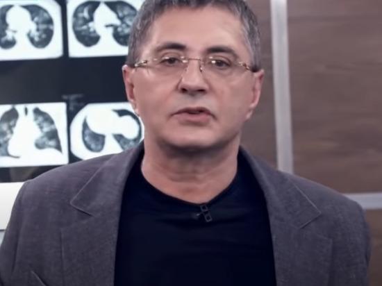 Доктор Мясников раскритиковал российские власти из-за ситуации с возобновлением авиасообщения