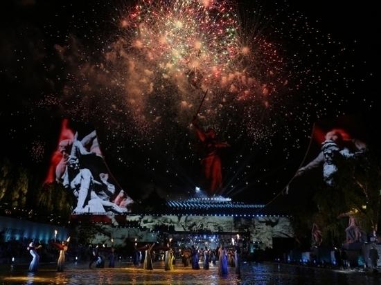 Волгоград стал всероссийским центром празднования Победы