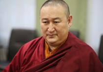 Буддисты Калмыкии скорбят по поводу кончины верховного ламы Тывы