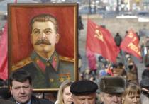 В Нижегородской области открыли памятник Сталину