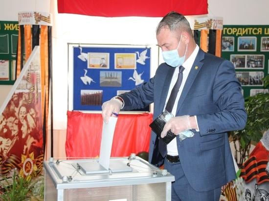 Сапожников оценил организацию голосования на избирательном участке