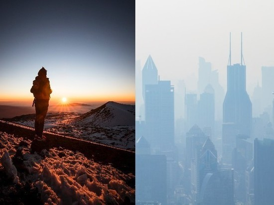 Мировой уровень углекислого газа в атмосфере достиг нового рекорда