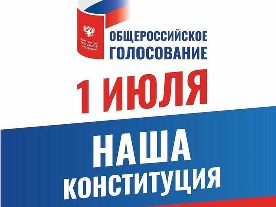 В Серпухове началось Всероссийское голосование