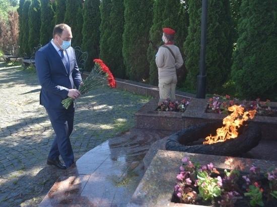 В Серпухове почтили память павших и искренне рады Параду Победы