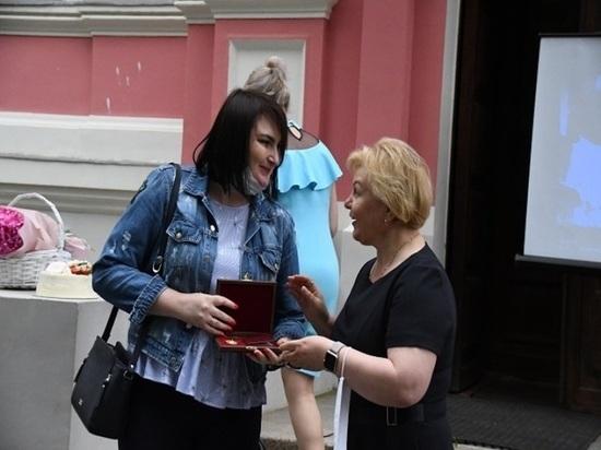 Серпуховских волонтёров наградили