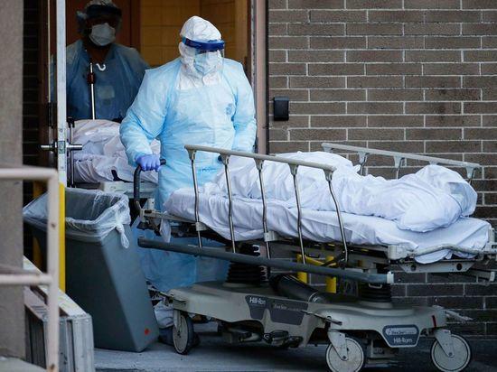 Официально подтверждены ещё 3 случая смерти пациентов с COVID-19 в Хакасии