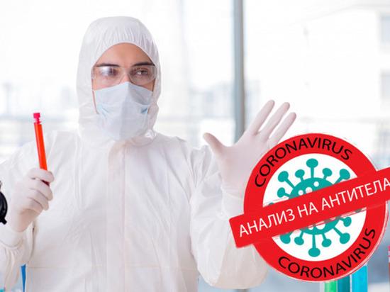 Серпуховичи могут бесплатно протестироваться на коронавирус