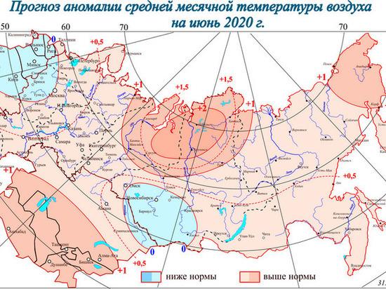Гидрометцентр рассказал, в каких регионах ждать погодных аномалий