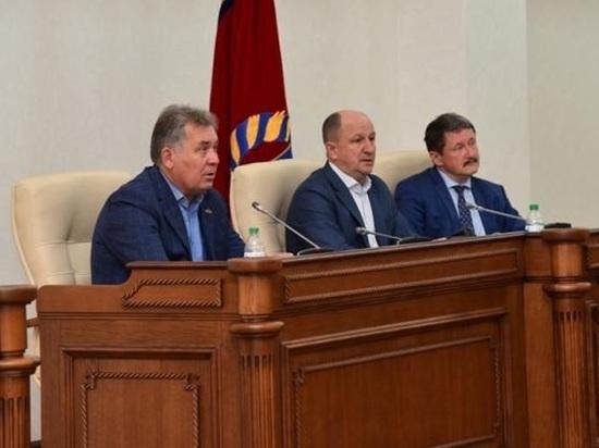 В Алтайском парламенте подтвердили единичный случай инфицирования COVID-19