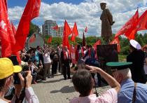 В российском городе бизнесмен открыл памятник Сталину