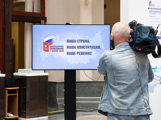 воронежцам рассказали о процедуре голосования по поправкам в конституцию