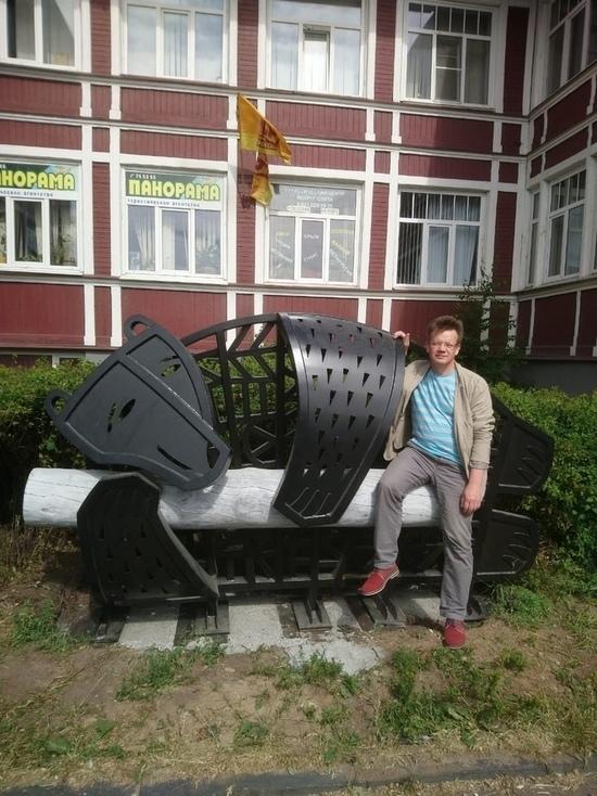 В центре Петрозаводска установили два новых арт-объекта