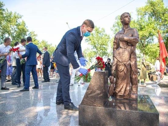 Жители Хакасии просят Валентина Коновалова дать автограф