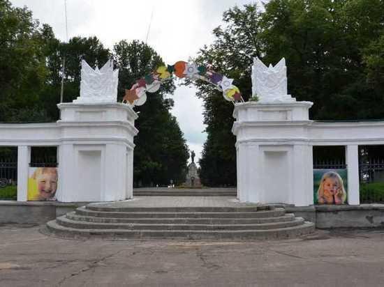 В Центральном парке Костромы начался демонтаж каруселей