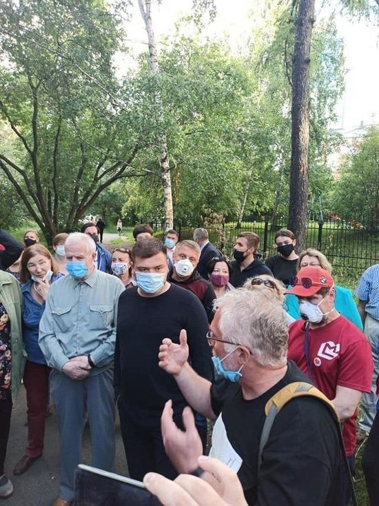 На депутата гордумы Екатеринбурга, заявившего о
