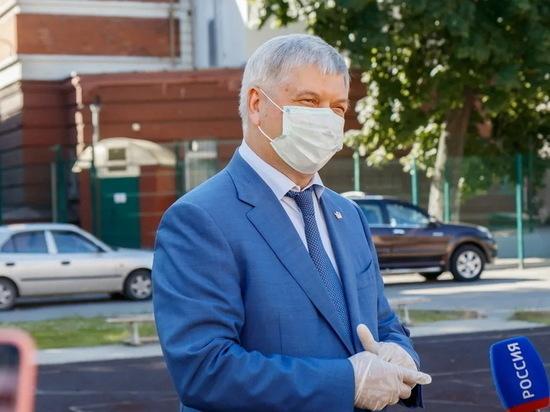 Воронежский губернатор поделился впечатлениями от голосования