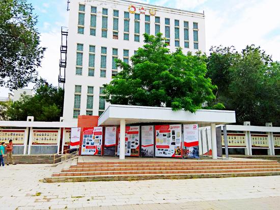 Калмыцкий архив показал и рассказал о вкладе республики в Победу