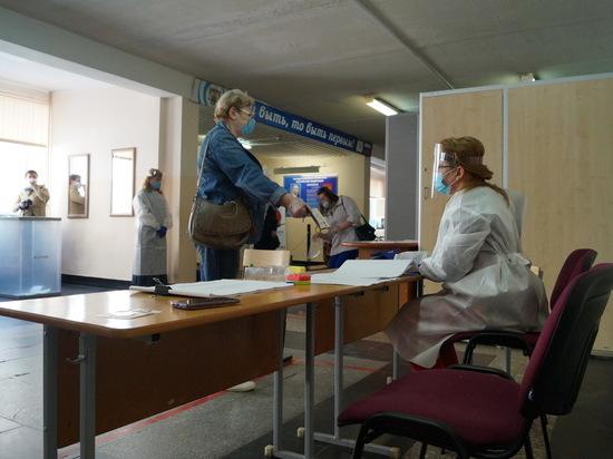 В Марий Эл началось голосование по изменениям в Конституцию
