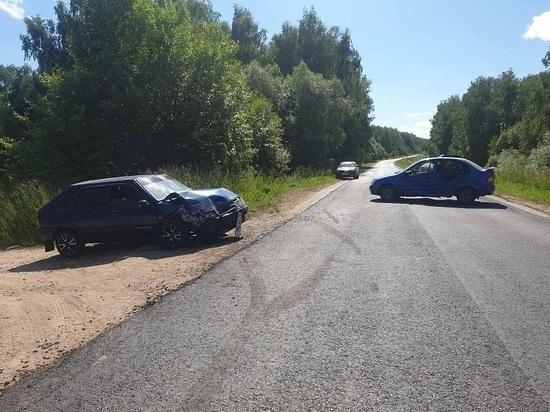 В автоавариях на дорогах Марий Эл пострадали девять человек