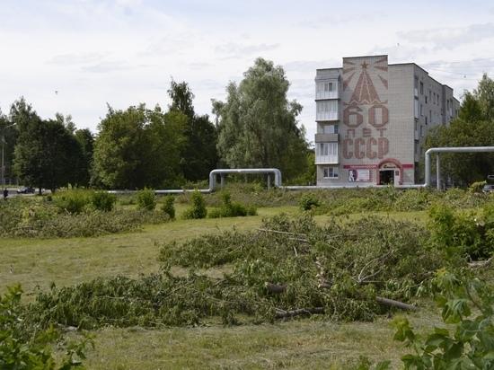 В Козьмодемьянске стартовали работы по строительству техносквера