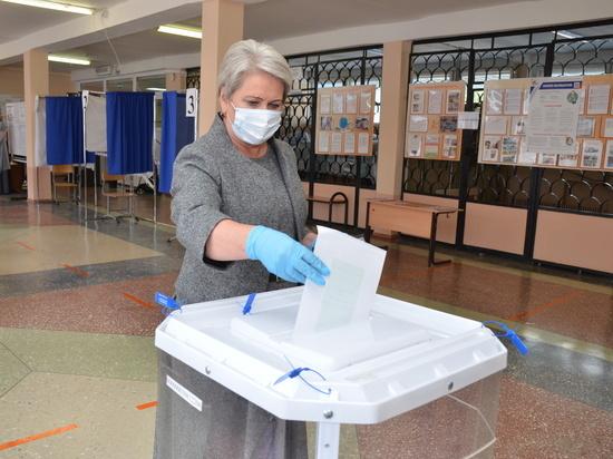 Ольга Березнева приняла участие в голосовании по поправкам в Конституцию РФ