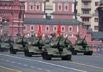 Одним из самых ожидаемых моментов военного парада в Москве, состоявшегося 24 июня по случаю юбилея Победы, было прохождение старой боевой техники