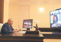 Путин объяснил личный интерес в голосовании по Конституции