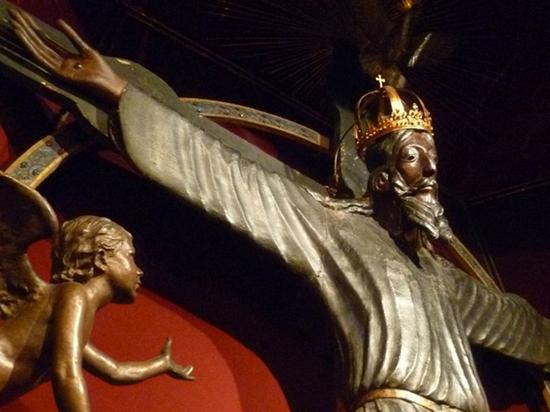 В Италии обнаружена древнейшая деревянная статуя Христа