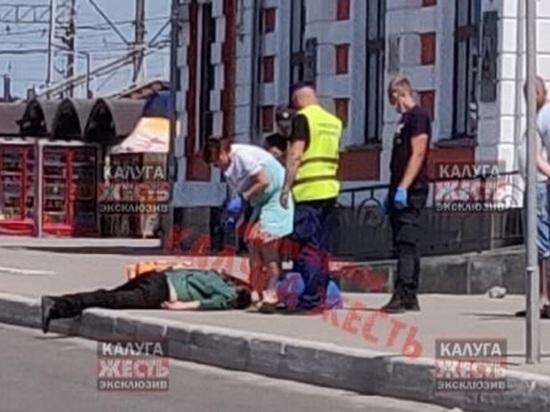 В полиции отрицают смерть мужчины на вокзале Калуга-1
