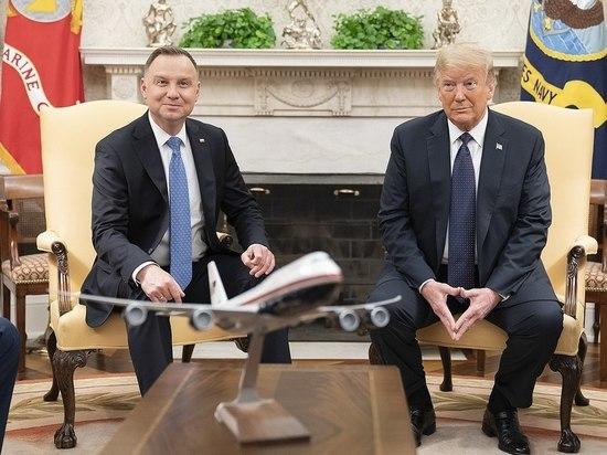 Почему Трампу так важна победа Дуды в Польше: националистический интернационал